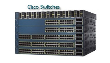 Cisco Network Switches and Routers